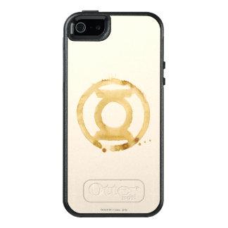 コーヒーランタン記号 オッターボックスiPhone SE/5/5s ケース