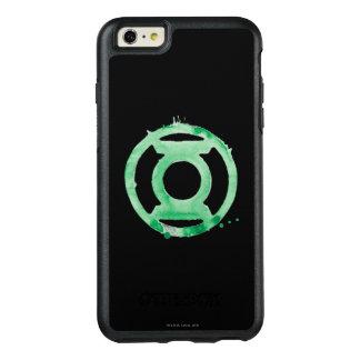 コーヒーランタン記号-緑 オッターボックスiPhone 6/6S PLUSケース