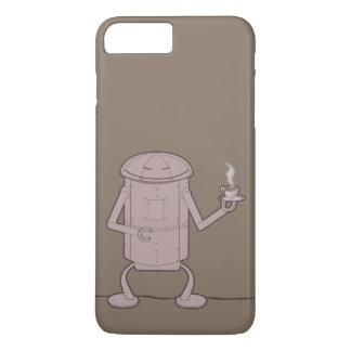 コーヒーロボット iPhone 8 PLUS/7 PLUSケース