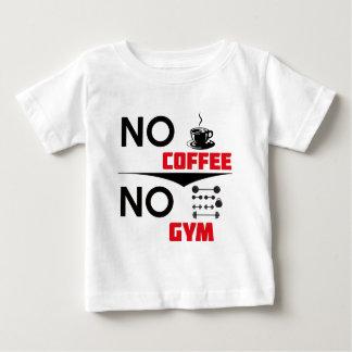 コーヒー体育館 ベビーTシャツ