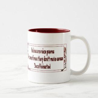 コーヒー俳句 ツートーンマグカップ