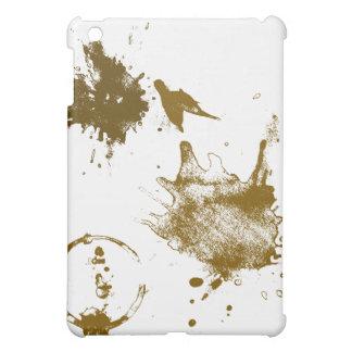 コーヒー大災害 iPad MINIカバー