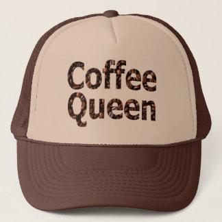 コーヒー女王の帽子 キャップ