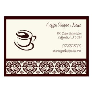 コーヒー専門店のパンチカード ...