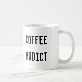 コーヒー常習者 コーヒーマグカップ