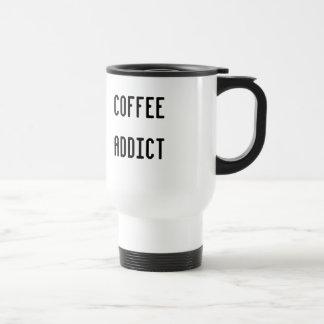コーヒー常習者 トラベルマグ