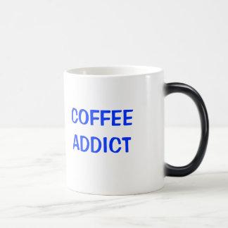 コーヒー常習者 モーフィングマグカップ