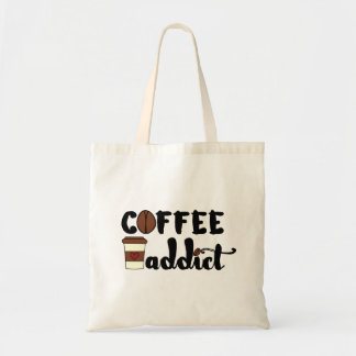 コーヒー常習者II トートバッグ