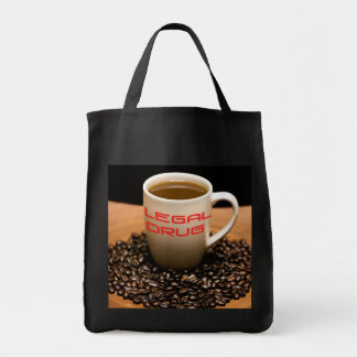 コーヒー常習 トートバッグ