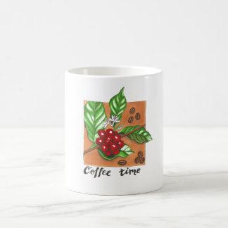 コーヒー恋人のためのマグ コーヒーマグカップ