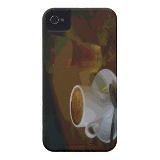 コーヒー恋人のギフトの選択 Case-Mate iPhone 4 ケース