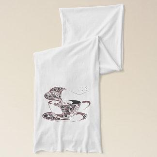 コーヒー恋人のスカーフ スカーフ