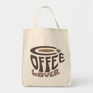 コーヒー恋人のトートバック トートバッグ