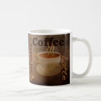 コーヒー恋人の単語の芸術のマグ コーヒーマグカップ