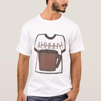 コーヒー恋人のTシャツ Tシャツ