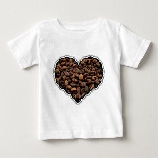 コーヒー恋人 ベビーTシャツ