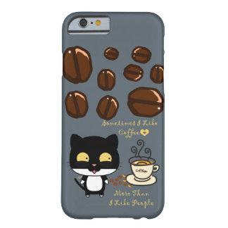 コーヒー恋人 BARELY THERE iPhone 6 ケース