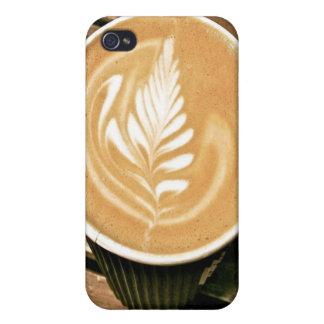 コーヒー恋人 iPhone 4 ケース