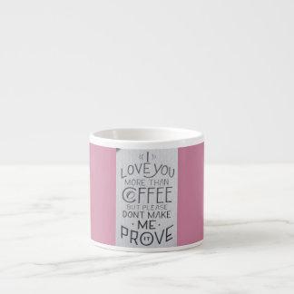 コーヒー愛 エスプレッソカップ