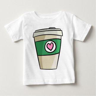 コーヒー愛 ベビーTシャツ