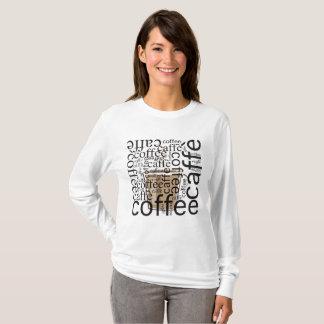 コーヒー愛 Tシャツ