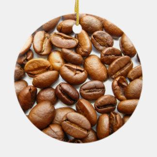 コーヒー星のオーナメント セラミックオーナメント