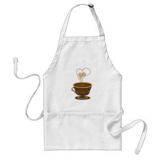 コーヒー時間エプロン スタンダードエプロン