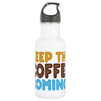 コーヒー来ることを保って下さい ウォーターボトル