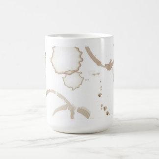 コーヒー汚れ コーヒーマグカップ