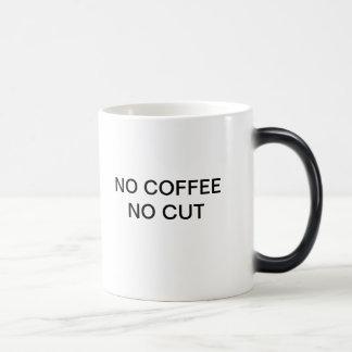 コーヒー無し切口無し モーフィングマグカップ