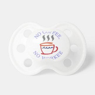 コーヒー無しWorkee無し おしゃぶり