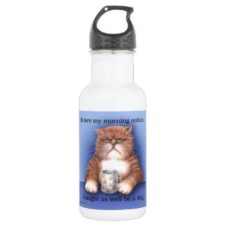 コーヒー猫 ウォーターボトル
