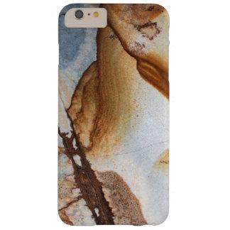 コーヒー花こう岩の抽象芸術 BARELY THERE iPhone 6 PLUS ケース