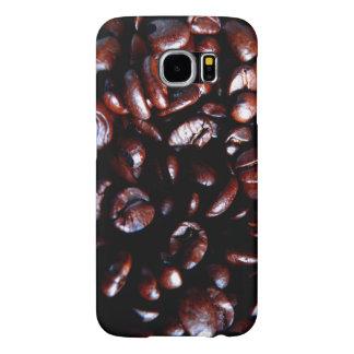 コーヒー豆との場合 SAMSUNG GALAXY S6 ケース