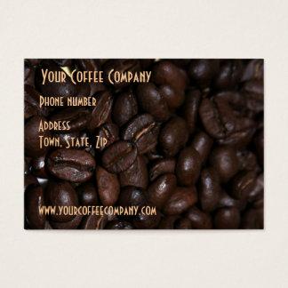 コーヒー豆の名刺 名刺