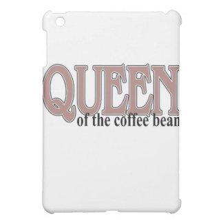 コーヒー豆の女王 iPad MINIケース