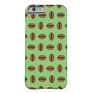 コーヒー豆の箱 BARELY THERE iPhone 6 ケース