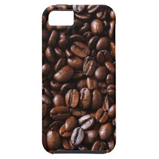 コーヒー豆のiPhone 5の場合 iPhone SE/5/5s ケース