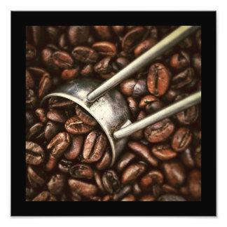 コーヒー豆ポスター フォトプリント