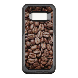 コーヒー豆 オッターボックスコミューターSamsung GALAXY S8 ケース