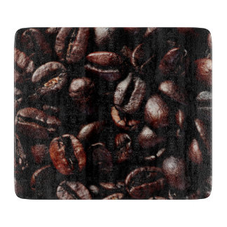 コーヒー豆 カッティングボード