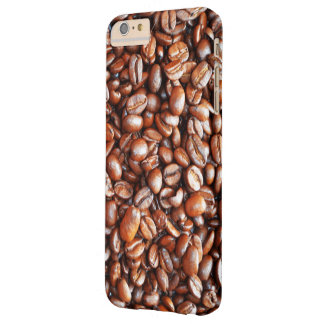 コーヒー豆、コーヒー恋人 BARELY THERE iPhone 6 PLUS ケース