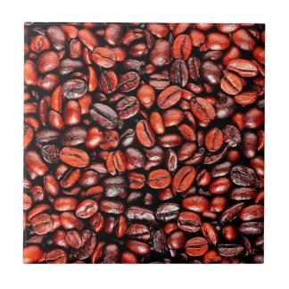 コーヒー豆 タイル