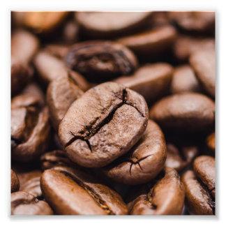 コーヒー豆 フォトプリント