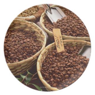 コーヒー豆 プレート