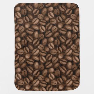 コーヒー豆 ベビー ブランケット