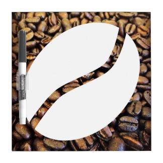 コーヒー豆 ホワイトボード