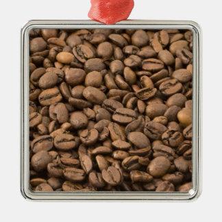 コーヒー豆 メタルオーナメント