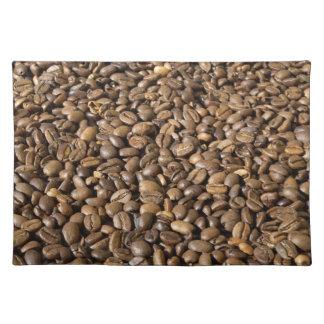 コーヒー豆 ランチョンマット