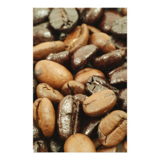 コーヒー豆 便箋